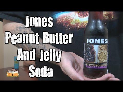 SoduhJones Peanut Butter And Jelly SodaYouTube