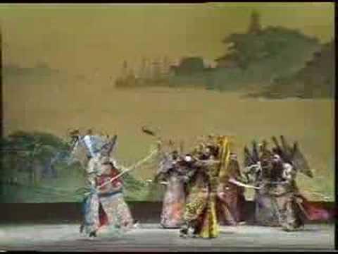 Beijing Opera Performance Clip