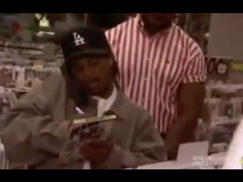 EAZY E LAST INTERVIEW TALKS NWA/ SCARFACE/ GUNS AND ROSES/RUTHLESS RECORDS