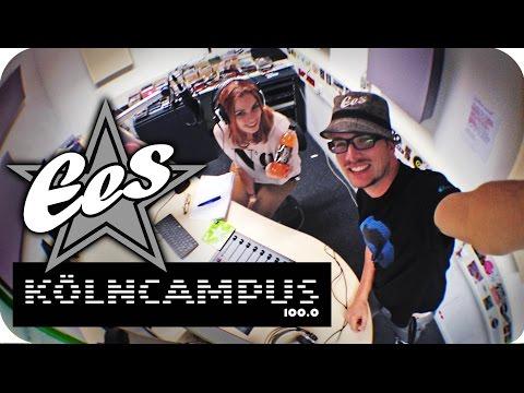 EES Interview bei Köln Campus Radio FM 100.0