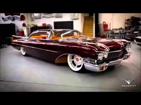 Kindig It Design - 1960 Cadillac Convertible Copper Caddy