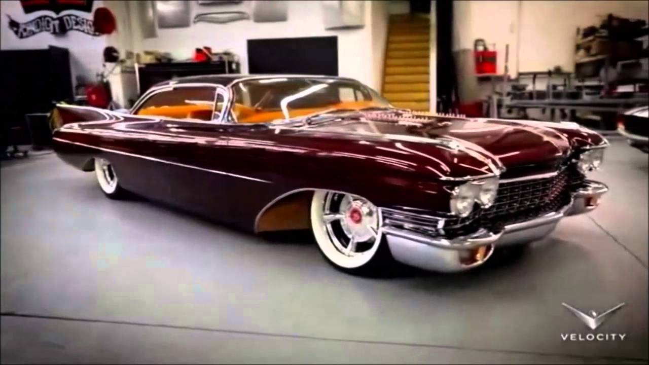 Kindig It Design >> Kindig It Design 1960 Cadillac Convertible Copper Caddy Youtube