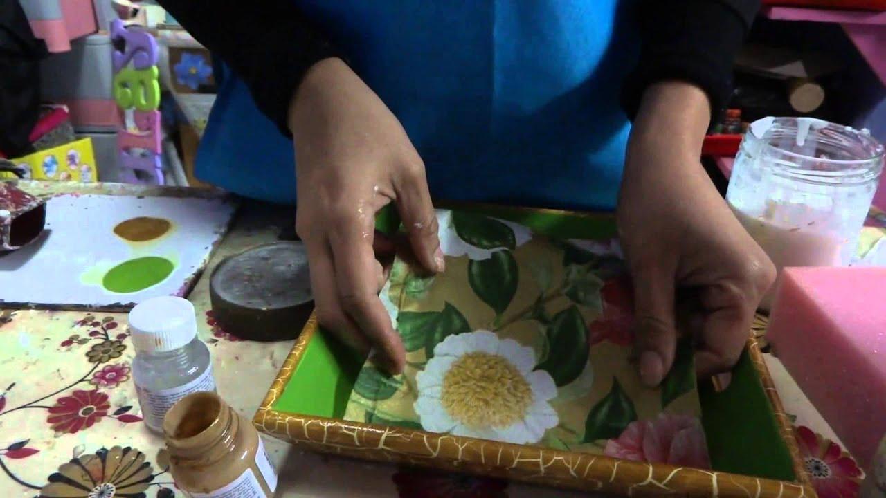 Manualidades con resina youtube - Pintura de resina ...
