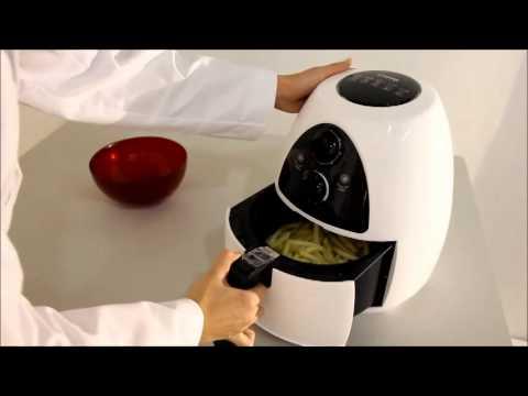 Air Fryer Heissluft Fritteuse Youtube