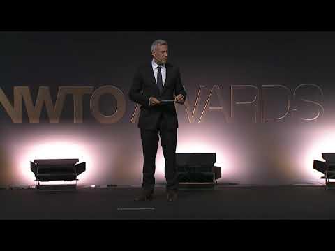 14th UNWTO Awards Ceremony