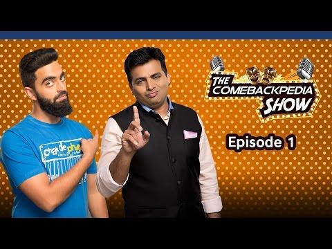 Hyundai | The Comebackpedia Show with Amit Tandon & Rahul Dua | Episode 1