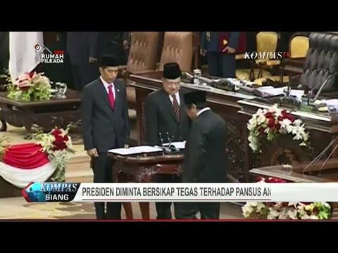 Tiga Tahun Jokowi  JK: Sikap untuk Pansus KPK