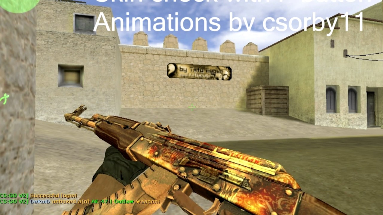 Counter Strike 16 Csgo By Pypkje Client