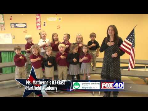 Hartfield Academy - Ms. Gayle Matherne's K3 Class
