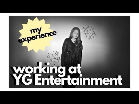 My YG Entertainment Internship | Kpop Work Experience [PART ONE]