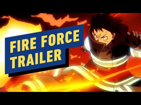Fire Force Teaser Trailer (Soul Eater Creator) - English Sub