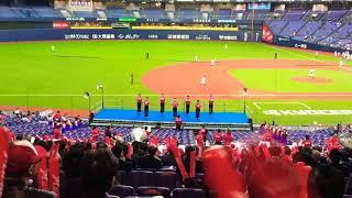 室蘭シャークス応援『新日鐵ヒットコール』2018年度社会人野球日本選手権