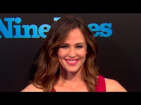 Jennifer Garner at the Nine Lives Premiere