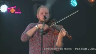 Ten Strings And A Goatskin at Shrewsbury Folk Festival 2016
