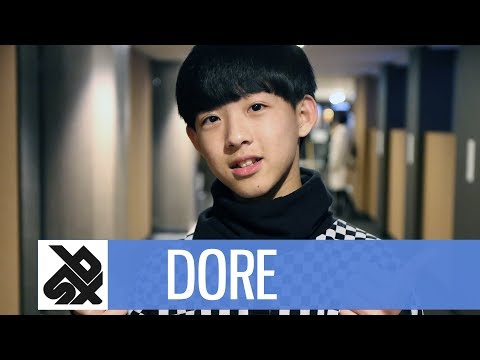 DORE | 12 Year Old Japanese Beatbox Prodigy