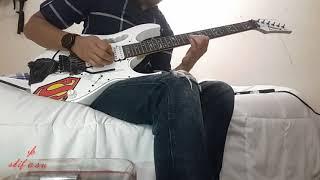 CINTA RAHASIA Guitar solo