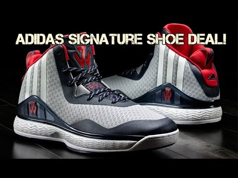 NBA 2k16 Creating My Adidas Signature Shoe