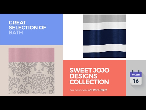 Sweet Jojo Designs Collection Great Selection Of Bath Products