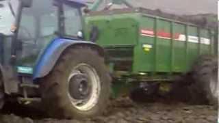 Obornik 2013 ☆New holland t5060 & Sipma zefir  ㋡ Mytcarek Rolnik