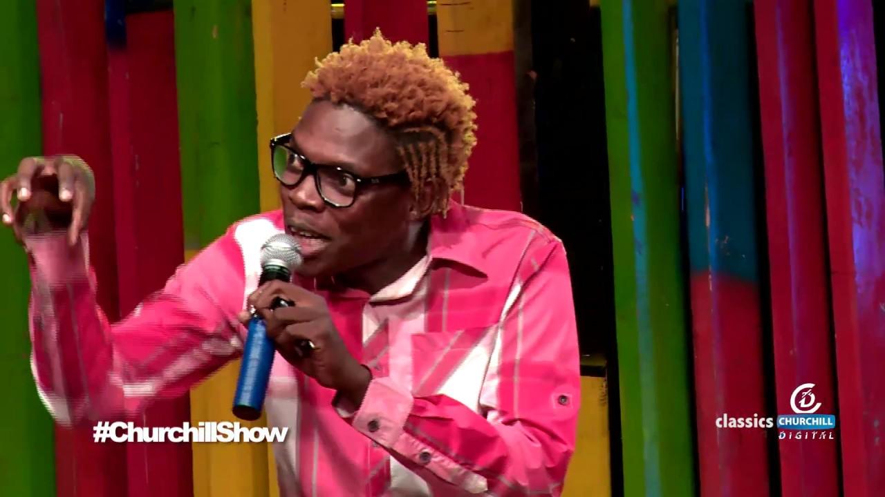 Fred Omondi - Dating Nyeri Girls