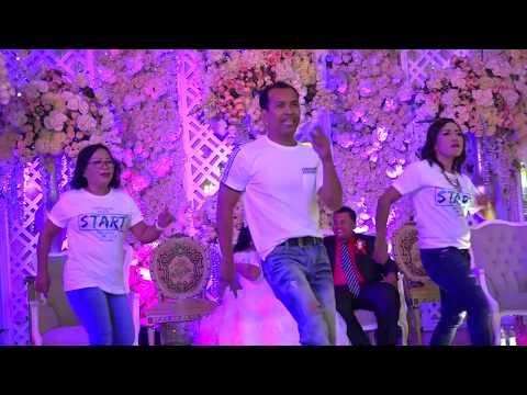 Despacito Dance - Wedding Party regi & Titin