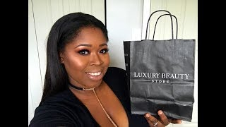 The Cosmetic Company| Luxury Beauty Store| Aldo, and More Makeup Haul