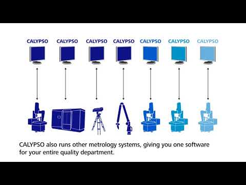 CALYPSO as a Common Metrology Software