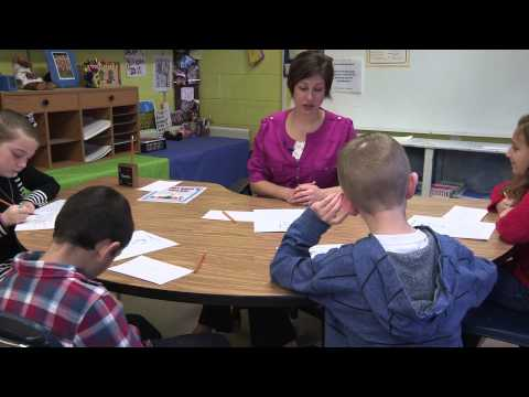 Close Reading With An Intervention Group - Jennifer Banks, Washington Elementary School