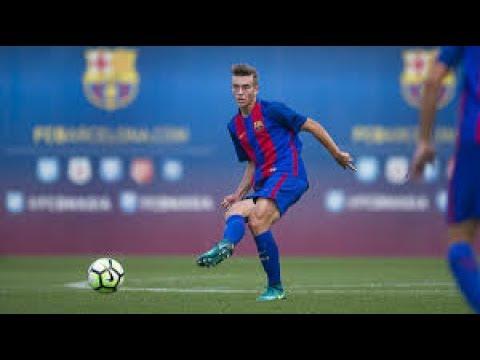 أوريول بوسكيتس -  خليفة بوسكيتس في برشلونة|| Oriol Busqets - Barcelona Talent