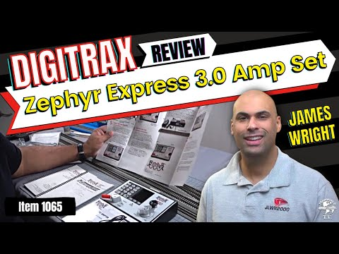 Digitrax Zephyr Express
