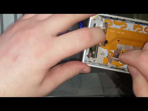 Tutorial DIY Sony xperia z1 Lcd screen replacement