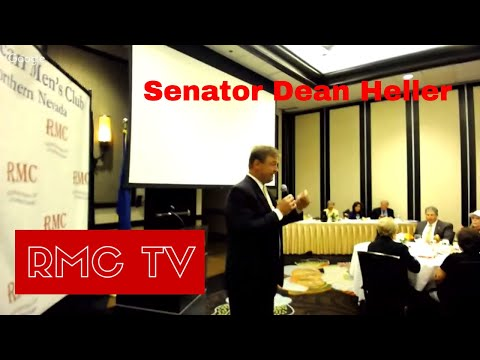 RMC Live with Senator Dean Heller and Michael Jack