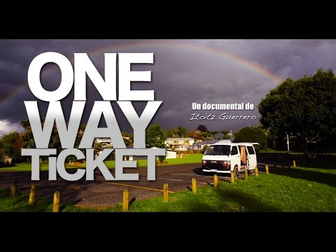 ONE WAY TICKET  The documentary