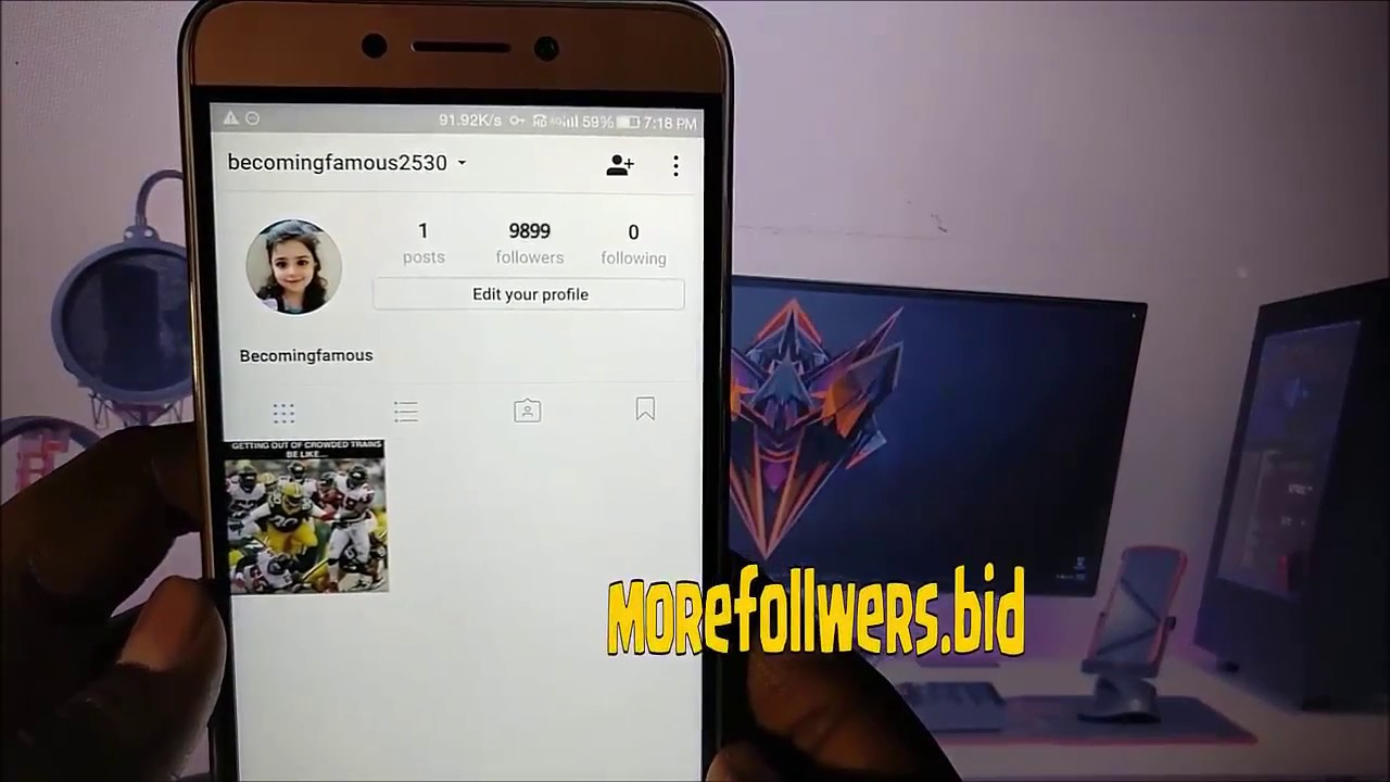 how to buy instagram followers 2017