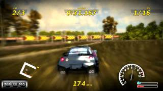 Flatout 3: Chaos & Destruction Gameplay (PC HD)