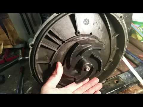 """How to install a rebuild kit in a Honda 2"""" Pump"""
