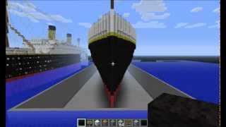 Minecraft Titanic: Update 3