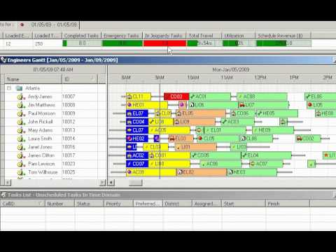 sap workforce scheduling and optimization by click software youtube
