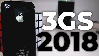 Using the iPhone 3GS in 2018 - Review