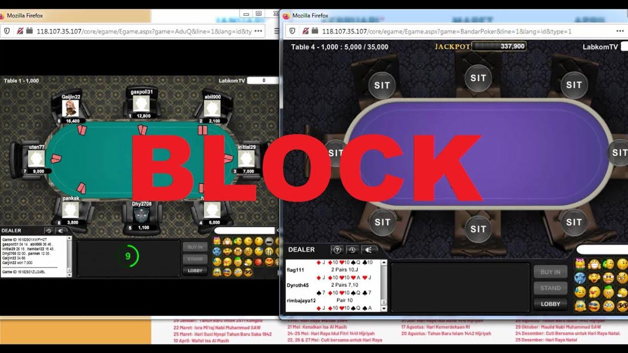 Blokir Situs Judi Online Di Mikrotik Paling Ampuh Labkom Co Id