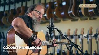 "1939 Martin D-28 played by Steve Earle featuring ""Goodby Michelangelo"""