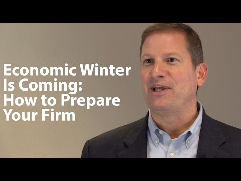 Economic Winter is Coming: How to Prepare Your Firm