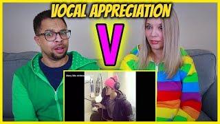Baixar BTS V {Kim Taehyung} Vocal Appreciation | REACTION