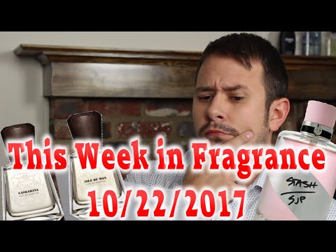 This Week In Fragrance 10/22/2017 | New Fragrances | Coupon Codes | New Candles