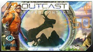 Let's Play Outcast: Second Contact #50 So ein Gorgor!