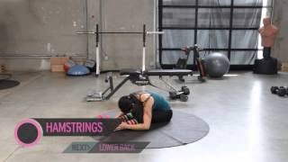 Stretching Routine  Warm Up Exercises