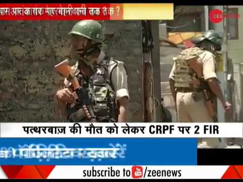 Jaish-e-Mohammed takes responsibility of three grenade attacks in J&K