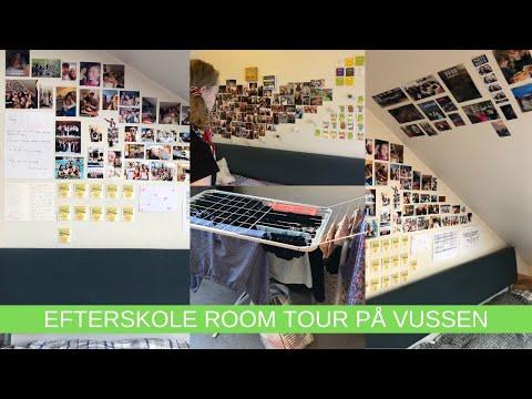 EFTERSKOLE ROOM TOUR