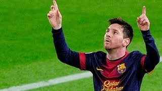 Lionel Messi Runs and Dribbling skills 2013 HD 1(I tried to make this video looks good and motivational for people who loves football, and for who try hard to be good at it, so Messi makes you love football more ..., 2013-07-01T07:07:26.000Z)