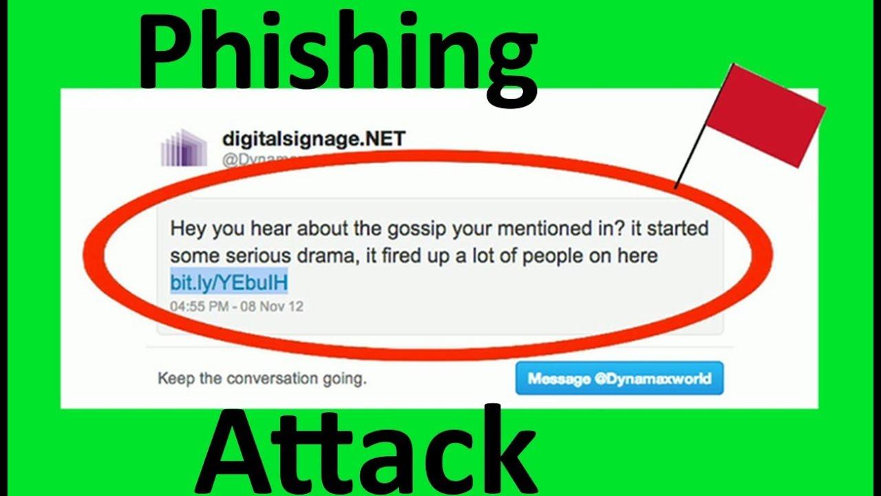 What is phishing 55